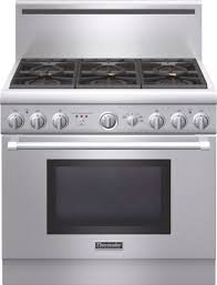 Thermador Pro Harmony Professional Series PRD366GHU 36 Inch Pro-Style Dual Fuel Range