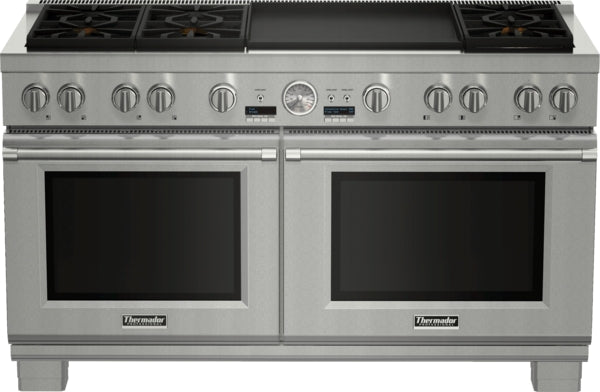 Thermador Pro Grand PRD606REG 60 Inch Dual Fuel Range
