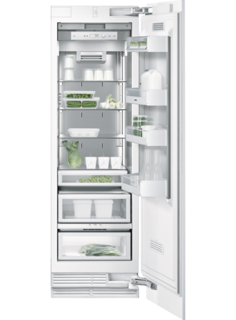 Gaggenau RC462700 24 Inch Built-in Fully Integrated Refrigerator