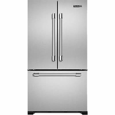 Viking D3 Series RDDFF236SS 21.8 cu. ft. Counter-Depth French Door Refrigerator