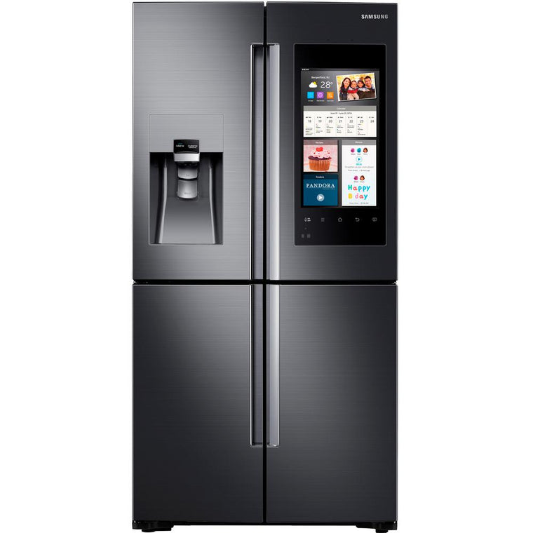 Samsung RF22M9581SG 36 Inch Counter Depth 4-Door French Door Refrigerator