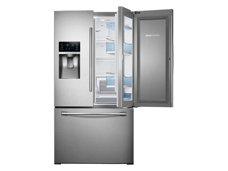 Samsung RF28HMEDBSR 36 Inch 4-Door French Door Refrigerator