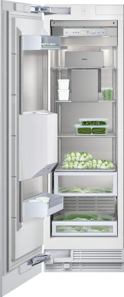 Gaggenau Vario 400 Series RF461701 24 Inch Built-In Freezer Column