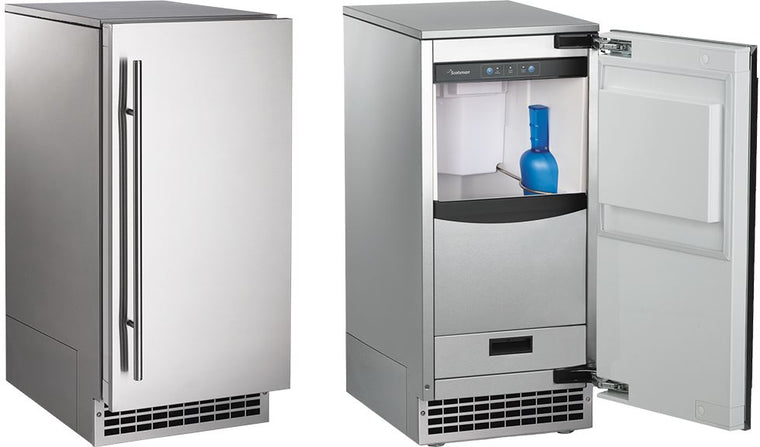 Scotsman SCN60PA-1SS Brilliance Nugget Ice Machine ICE MAKER SCOTSMAN