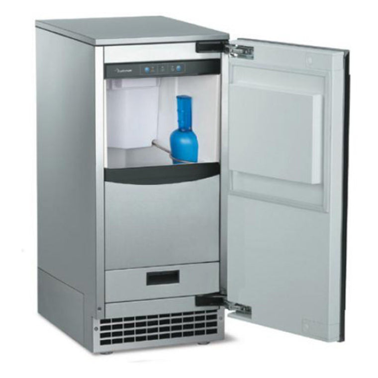 Scotsman Brilliance Series SCN60PA1SU 15 Inch Undercounter Ice Maker