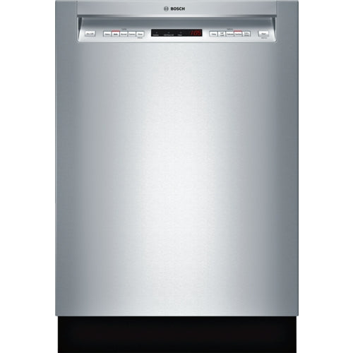 Bosch 500 Series SHE65T55UC Full Console Dishwasher