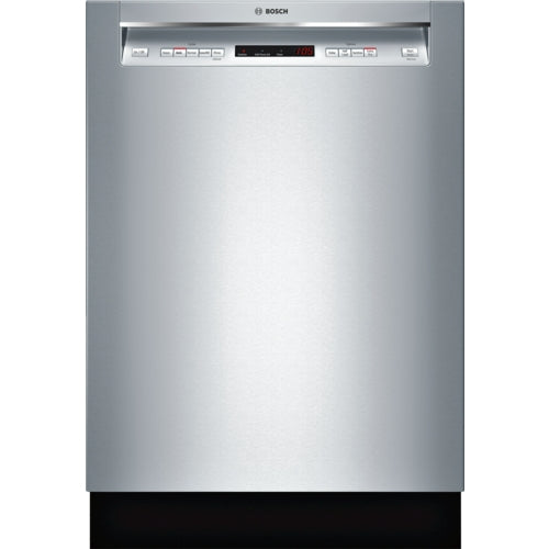 Bosch 300 Series SHEM63W55N Full Console Dishwasher