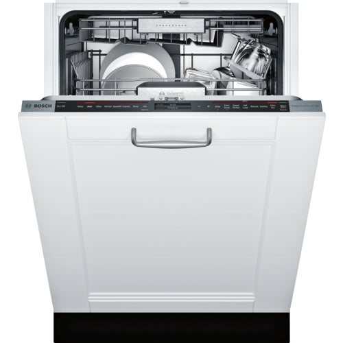 Bosch Benchmark Series SHV89PW53N Fully Integrated Dishwasher