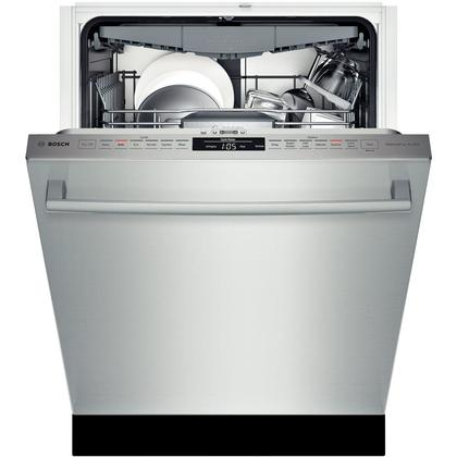 Bosch 800 DLX Series SHX68TL5UC 24 Inch Fully Integrated Dishwasher