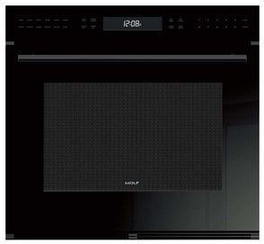 Wolf E Series SO30CEBTH 30 Inch Single Electric Wall Oven