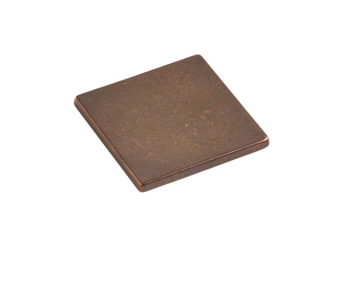ROCKY MOUNTAIN HARDWARE BRONZE BASIC TILE