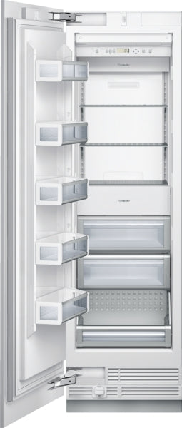 Thermador Freedom Collection T24IF800SP 24 Inch Built-In Full Freezer Column