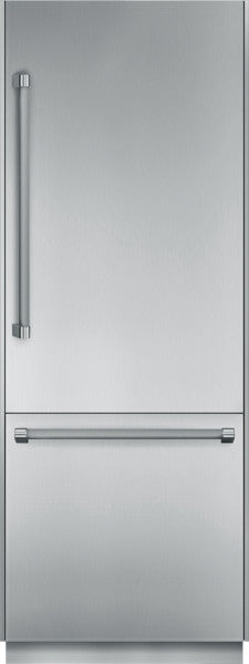 THERMADOR T30BB820SS 30 INCH PRE-ASSEMBLED BUILT-IN BOTTOM-FREEZER