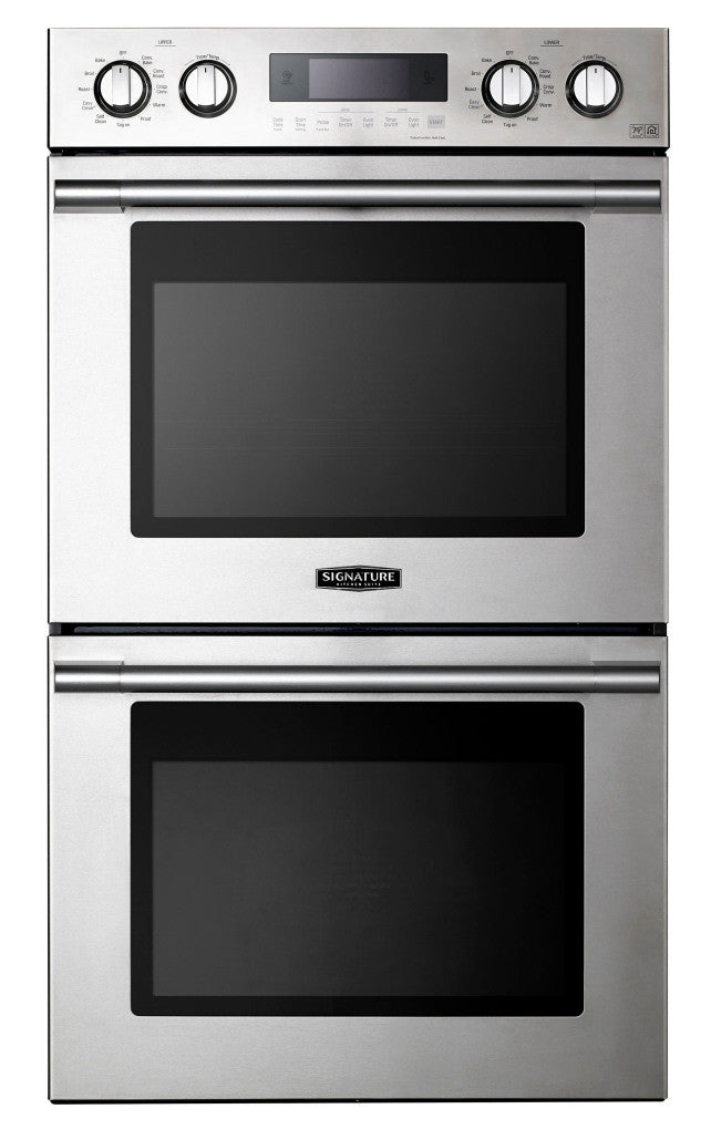 "LG SIGNATURE UPWD3034ST 30"" Double Wall Oven"