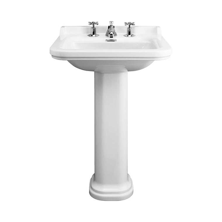 "Waldorf 23 5/8"" Sink Pedestal Set"