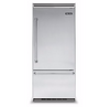 "VIKING VCBB5363ELSS 36"" Bottom-Freezer Refrigerator"