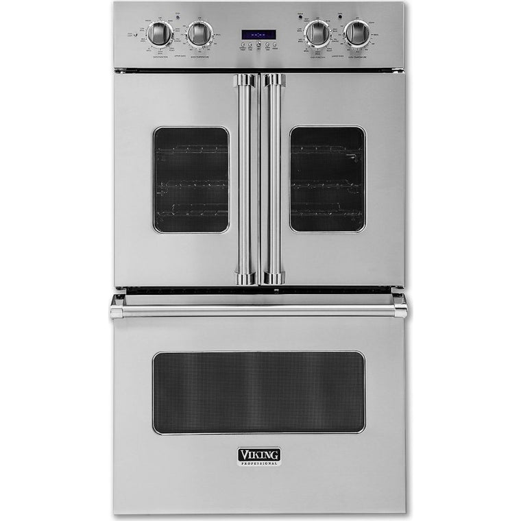 "Viking VDOF730SS 30"" Electric Double French Door Oven"
