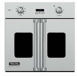 Viking Professional 7 Series VSOF730SS 30 Inch Single French Door Wall Oven