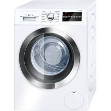 Bosch 800 Series WAT28402UC 24 Inch 2.2 cu. ft. Front Load Washer