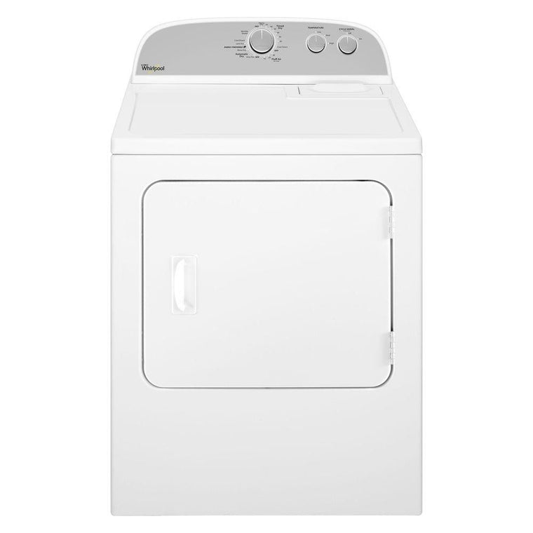WHIRLPOOL WED75HEFW 7.4 cu. ft. Electric Dryer with Quick Dry Cycle