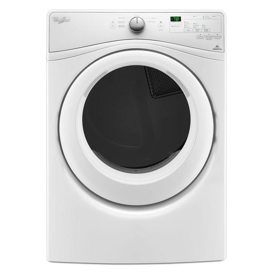 Whirlpool WED7590FW 27 Inch 7.4 cu. ft. Electric Dryer