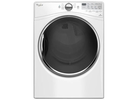 Whirlpool WED90HEFW 27 Inch 7.4 cu. ft. Electric Dryer