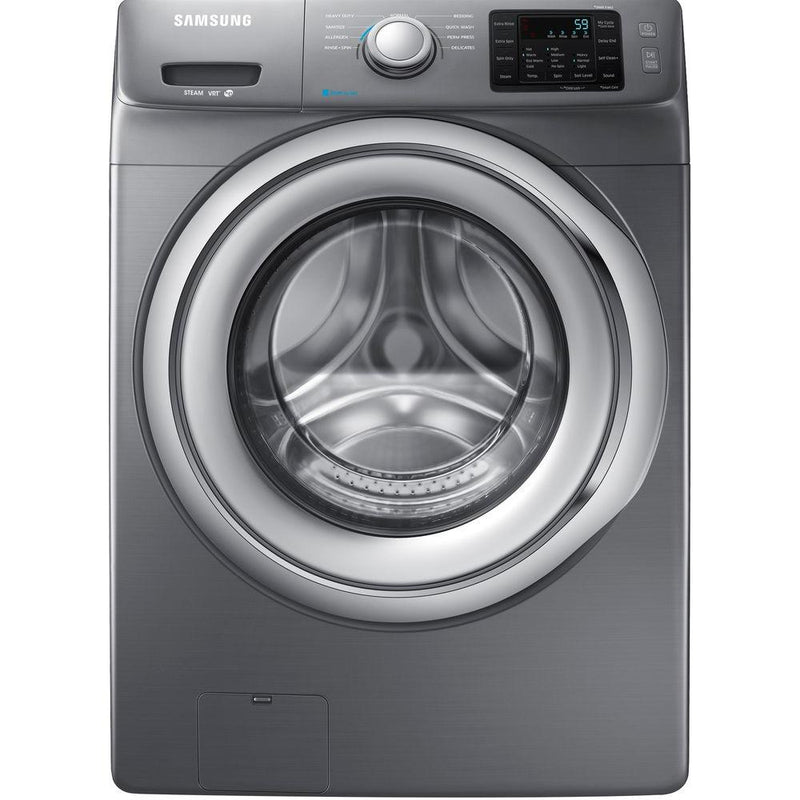 Samsung WF42H5200AP 27 Inch 4.2 cu. ft. Front Load Washer
