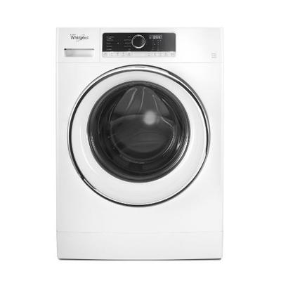 Whirlpool WFW5090GW 24 Inch 2.3 cu. ft. Compact Front Load Washer