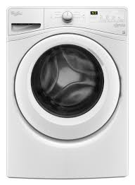 Whirlpool WFW7590FW 27 Inch 4.2 cu. ft. Front Load Washer