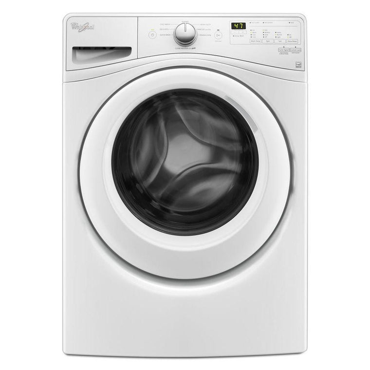 WHIRLPOOL WFW75HEFW 4.5 cu. ft. Front Load Washer with Precision Dispense