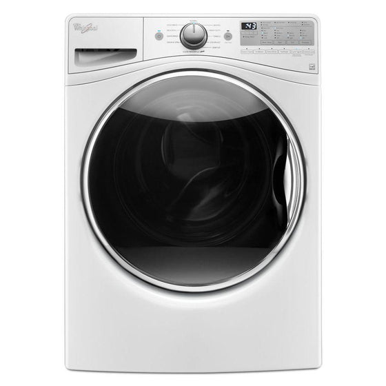 Whirlpool WFW90HEFW 27 Inch 4.2 cu. ft. Front Load Washer
