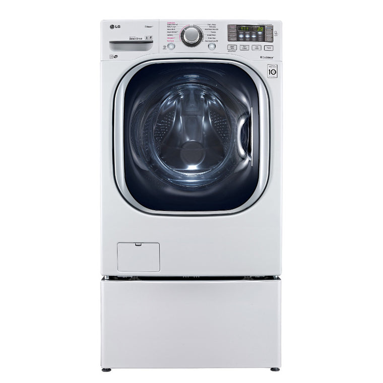 LG TurboWash Series WM4270HWA 27 Inch 4.5 cu. ft. Front Load Washer