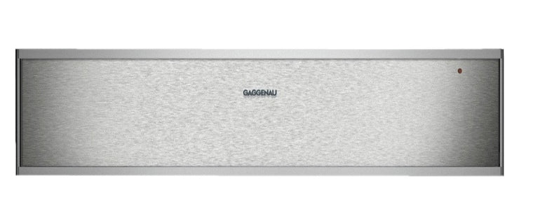 Gaggenau 400 Series WS461710 24 Inch Warming Drawer