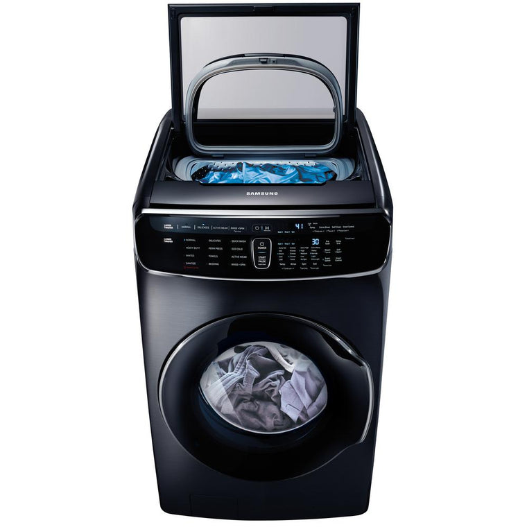 Samsung FlexWash WV60M9900AV 27 Inch FlexWash™ Washer