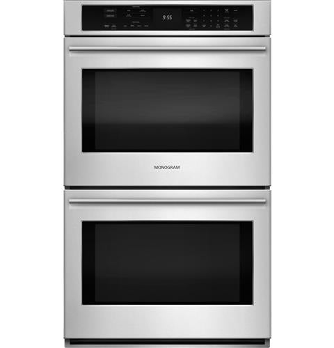 Monogram ZET9550SHSS 30 Inch Double Electric Wall Oven