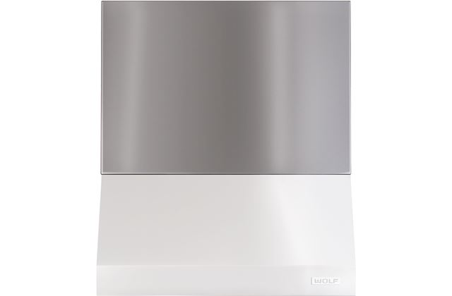"Wolf 810732 36"" Pro Wall Hood - 24"" Duct Cover"