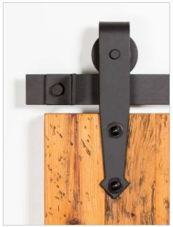 ARROWHEAD BARN DOOR HANGER