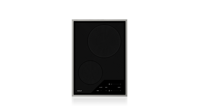 "Wolf CI152TF/S 15"" Transitional Induction Cooktop"