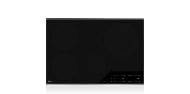 "Wolf CI304T/S 30"" Transitional Induction Cooktop"