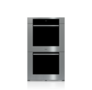 "Wolf DO30TM/S/TH 30"" M Series Transitional Built-In Double Oven"