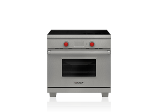"Wolf IR365PE/S/PH 36"" Professional Induction Range"