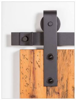 STRAIGHT BARN DOOR HANGER
