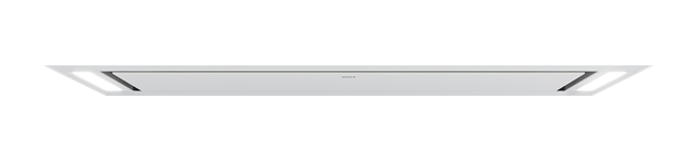 "Wolf  VC48W 48"" Ceiling-Mounted Hood - White Glass"