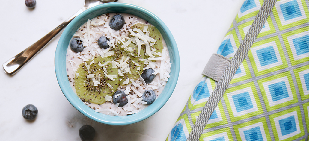 Blueberry Coconut Bowl
