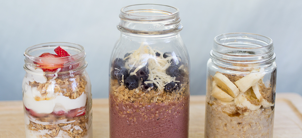 3 Different Ways to Have Breakfast On-the-Go