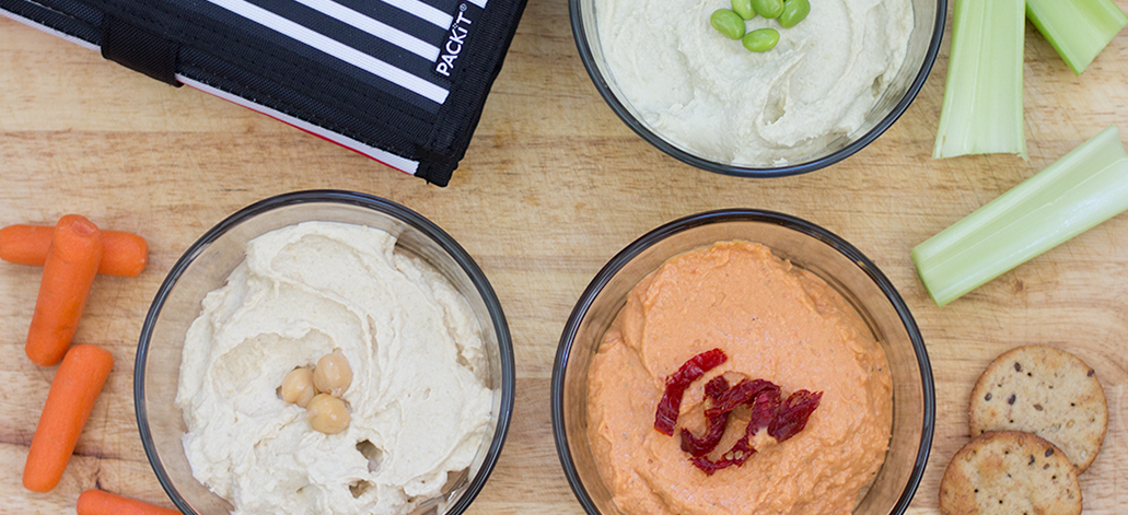 Humus 3 Different Ways