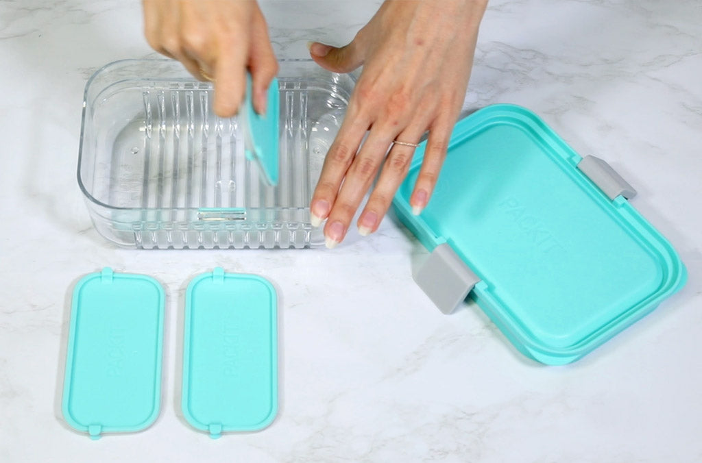 PackIt Mod Bento Container Dividers