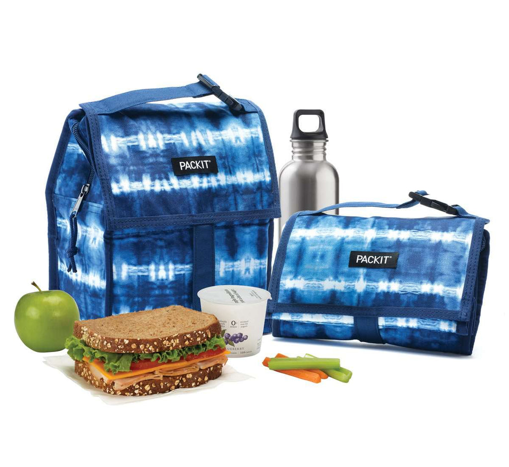 Freezable Lunch Bag - Tie Dye