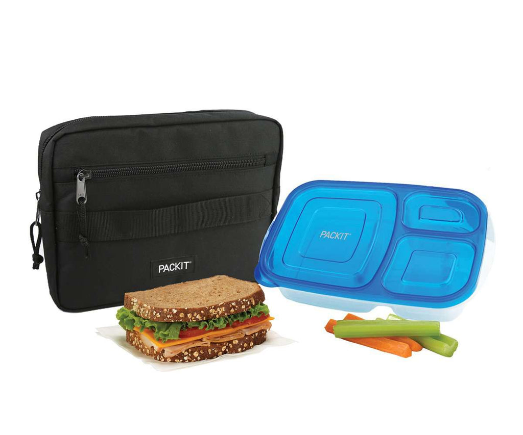 Freezable Bento Box Set - Black