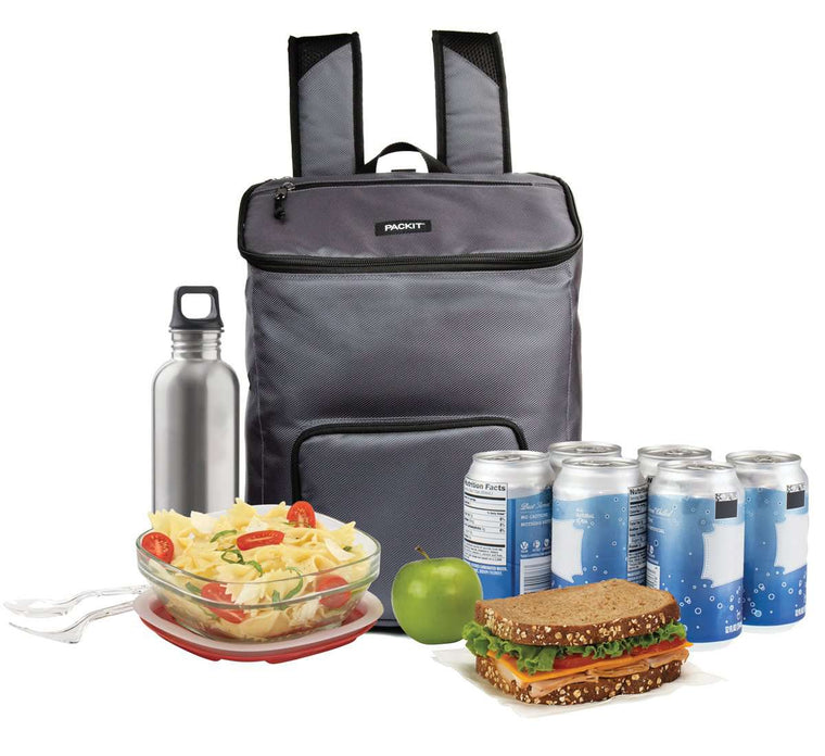 Freezable 24-Can Cooler Backpack
